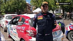 Rally San Marino | Intervista a Mazzocchi