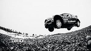 WRC Jari-Matti Latvala, Kris Meeke y otros en el Rally Suecia salto | M1TG