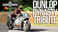 Dunlop dynasty celebrated at FOS