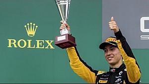 ART:Renault GP3 star, Jack Aitken