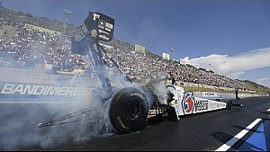 Antron Brown races to his third win of the season