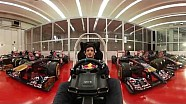 GO de Hungría Carlos Sainz 360º Scuderia Toro Rosso
