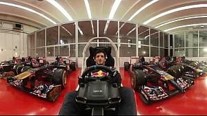 Carlos Sainz Jr. explica volta em Hungaroring em vídeo 360°