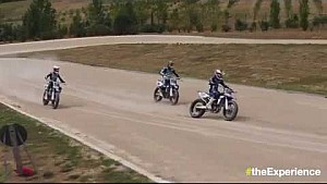 4th Yamaha VR46 Master Camp: Drone video - VR46 motor ranch