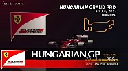 Hungarian Grand Prix preview - Scuderia Ferrari 2017
