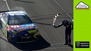 Kyle Busch: 'We normally tend to fly under the radar'