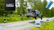Rally Finlandia 2017: Ott Tänak 49 metros