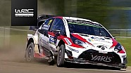Hoogtepunten Rally van Finland 2017