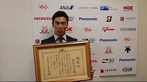Message to the fans from Takuma Sato