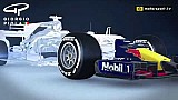 Red Bull RB13, l'ala anteriore flessibile