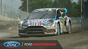Ford Focus RS RX and Hoonigan Racing | World Rallycross Canada | Ford Performance