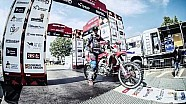 Honda team wins the Baja Aragon 2017