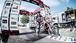 Equipo Honda gana la Baja Aragón 2017