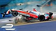 أبرز حوادث الموسم الثالث من الفورمولا إي