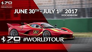 70 Years celebrations - Hockenheim, June 30th - July 1st 2017