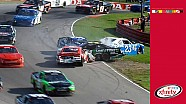 Multi-car wreck at Mid-Ohio