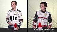Penske Games #7: Empilage de verres