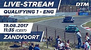 1. Yarış Sıralama Turları - DTM Zandvoort 2017