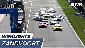 DTM Zandvoort: Highlights, 1. Rennen