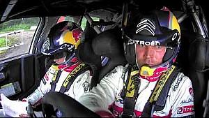 WRC - 2017 Almanya Rallisi - 3. gün 2. bölüm