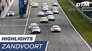 دي تي أم: ملخص السباق الثاني في زاندفورت 2017