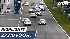 Los mejores momentos de la carrera 2 del DTM en Zandvoort 2017