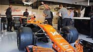 За лаштунками з McLaren Honda - Гран Прі Італії
