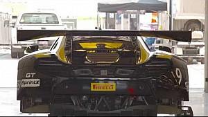 K-Pax Racing - McLaren 650S GT3 aerodynamics