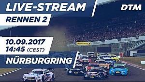 DTM Nürburgring: 2. Rennen