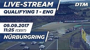 En vivo: Clasificación (carrera 1) - DTM Nürburgring 2017