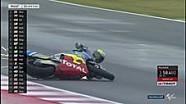 Moto2: Morbidelli terjatuh saat memimpin