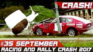 Racing and rally crash compilation week 35 September 2017