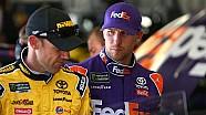 Driver personalities: Joe Gibbs Racing