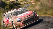 El trailer del lanzamiento del WRC 7