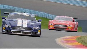 Highlights from the Trans-Am race at Watkins Glen 2017
