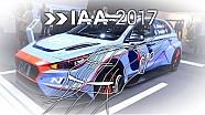 Hyundai zeigt TCR-Auto für 2018 auf der IAA 2017