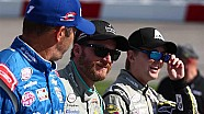 'Support and love:' JR Motorsports drivers on what it's like to drive for Junior