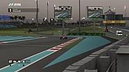Motorsport.Com & Ortombo.Com Sanal F1 Turnuvasi 2017 Abu Dabi GP