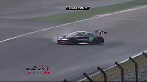 Save of the day - Skills - Blancpain GT Series Asia - Shanghai Race 1