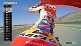 Selebrasi kemenangan Marquez di #AragonGP