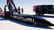 Il tentativo di record elettrico del Venturi VBB3