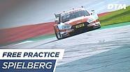 Top 3 & Results free practice 3 - DTM Spielberg 2017