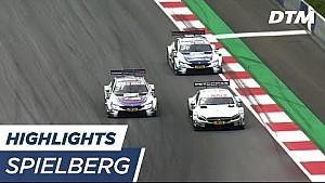 دي تي أم: أهم مجريات السباق الثاني في سبيلبرغ