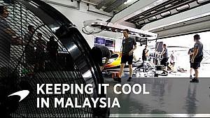 Keeping it cool | Malaysian GP