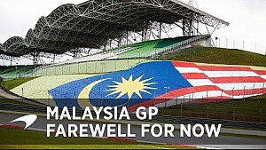 Malaysia GP | Farewell for now