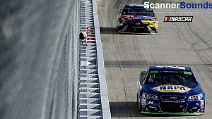 Best in-car audio: Dover cutoff race