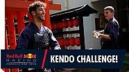 Verstappen y Ricciardo: reto de Kendo