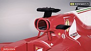 New 3d animation: Ferrari's Malaysian roll-hoop layout