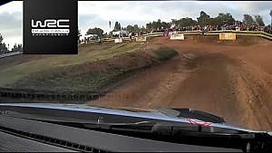 WRC - RallyRACC 2017: Sord's shakedown onboard