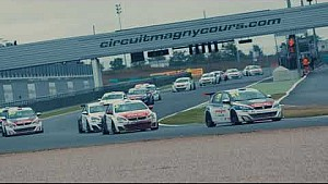 Peugeot 308 Racing Cup - Best of Magny Cours 2017